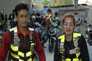 KILALANIN: 'Ride Guardians' sa kalsada