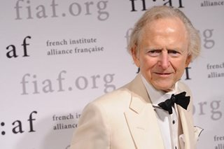 'Bonfire of the Vanities' author Tom Wolfe dead at 88