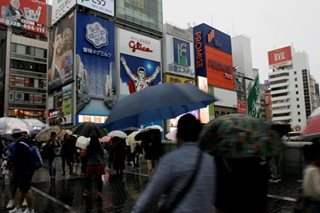 Japan economy shrinks after 2 years of growth