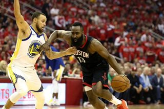Curry 'alright' being Harden's target on defense