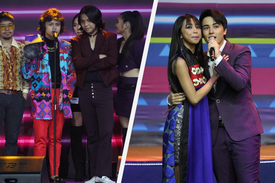 MYX Music Awards 2018: James Reid sweeps, 'brilliant' IV of Spades and other highlights