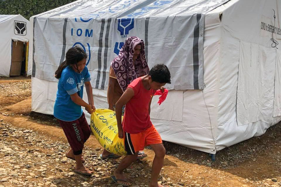 Evacuees prepare for Ramadan