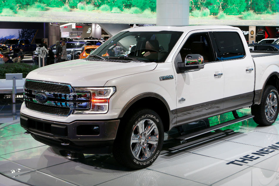 Ford resuming production of lucrative F-150 trucks on Friday