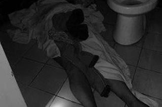 Babae natagpuang patay sa banyo ng inn