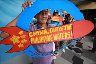 Fisherfolk condemn Chinese militarization in West Philippine Sea