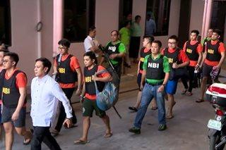 10 miyembro ng Aegis Jvris fraternity, inilipat sa Manila City Jail