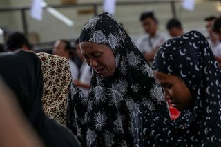 A year after siege, Marawi families seek closure