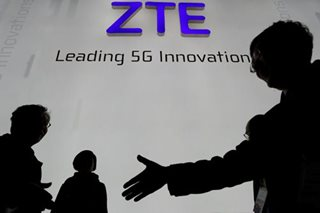 ZTE could face fresh $1.3 billion fine, Trump says