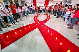 AIDS awareness in Baguio