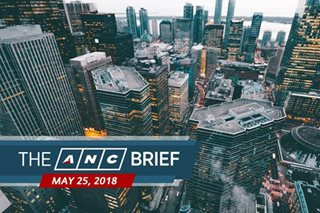 The ANC Brief: May 25, 2018