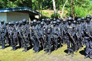 66 pulis-ARMM, sumailalim sa SWAT training
