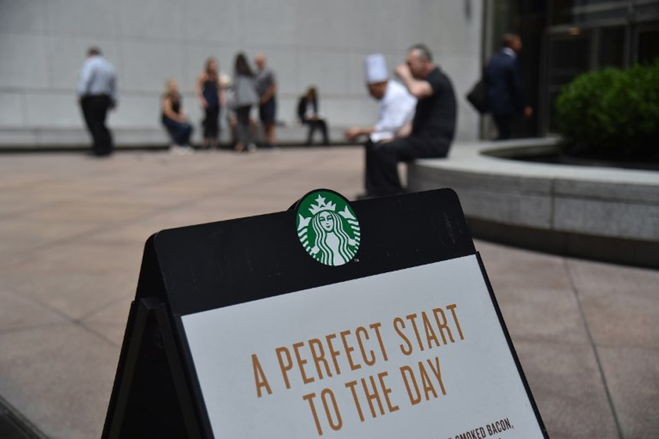 Starbucks to close U.S.  stores for bias training on Tuesday