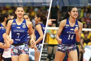 UAAP volleyball: Madayag set to play in final year for Ateneo, de Leon unsure