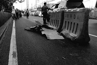 Lalaki patay sa umano'y hit-and-run sa Baclaran
