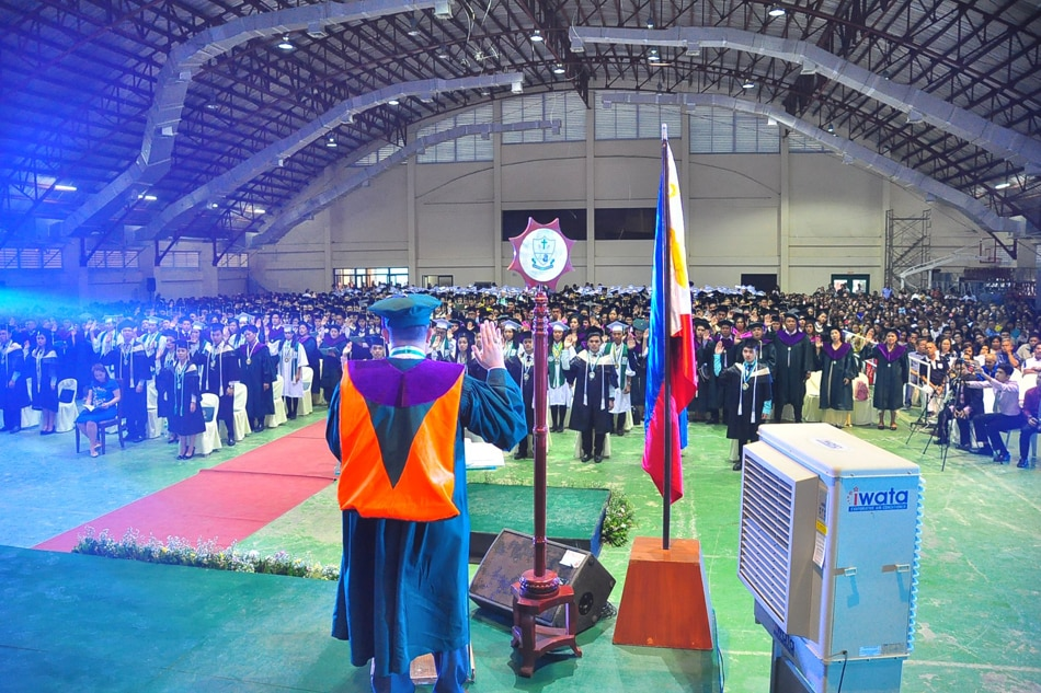 2 Palo, Leyte graduates top CPA board exams | ABS-CBN News