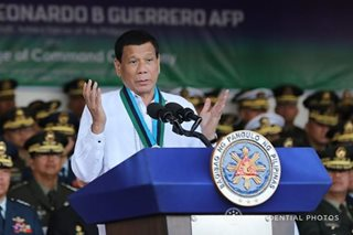 Labor group to Duterte: Redeem yourself before workers