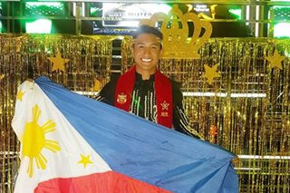 Pinoy wins Mr. Star Model Universe 2018