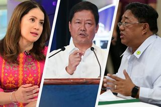 Tourism, Justice, Agrarian Reform chiefs confirmed by CA