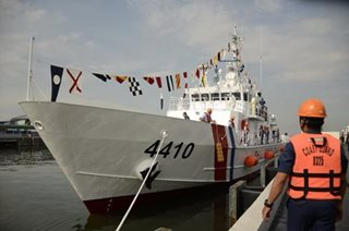 Coast Guard gets another vessel from Japan