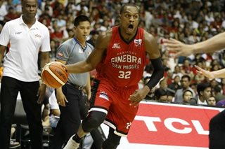 PBA: Ginebra hopes to right ship with Justin Brownlee back