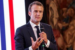Macron backs sanctions on EU states that refuse migrants