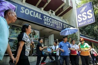 Printer malfunction delays release of SSS claims