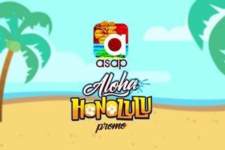 Libreng bakasyon, hatid ng 'ASAP Aloha Honolulu Promo'