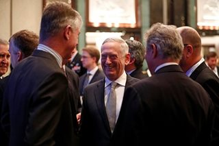 Mattis accuses China of 'intimidation and coercion' in S. China Sea