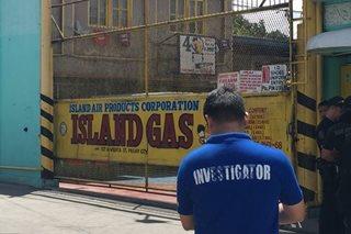 1 patay, 1 kritikal sa pagsabog ng gas tank