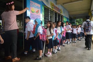 Teachers to DepEd: Reconsider August 24 school opening