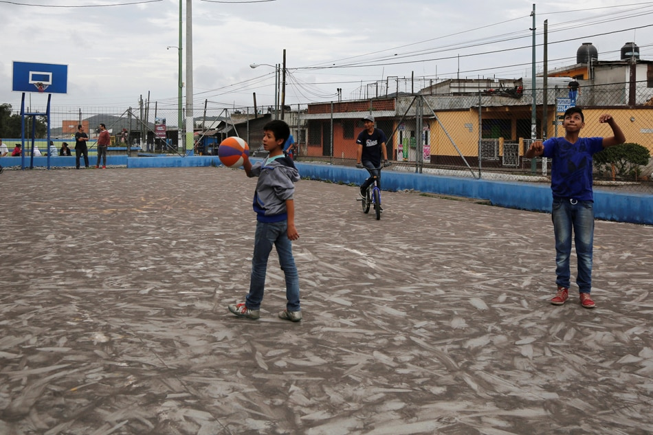 Volcanic Eruption In Guatemala Kills 25 And 'Buries' Three Villages