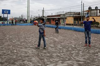 Guatemala's Fuego volcano erupts, several killed, hundreds injured