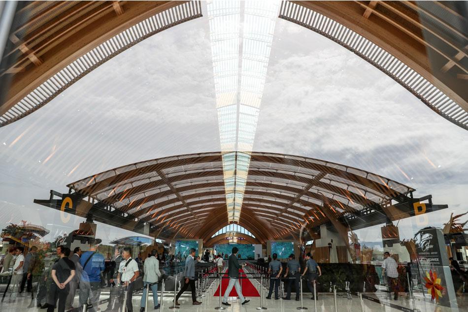 Mactan Cebu International Airport wins World Architecture award 1