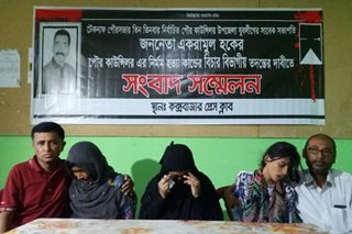 Bangladesh defends drug war as murder claims surface
