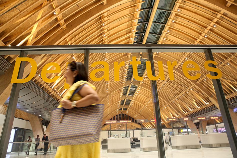 Terminal fee rising for international flights in new Cebu airport 1