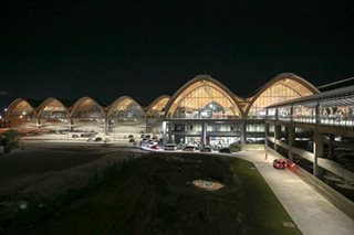 Cebu's new pride: Mactan-Cebu International Airport Terminal 2