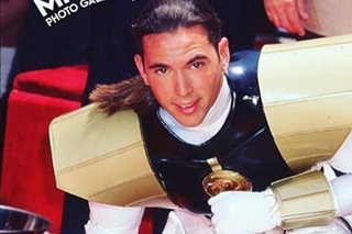 'Power Rangers' star Jason David Frank won't be at ToyCon PH