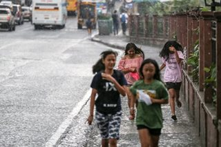 Habagat to dampen Luzon, Western Visayas