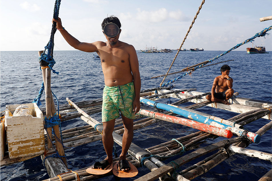 a report about panatag shoal Particularly those who used to fish in the spratly islands (kalayaan group of islands) and in the scarborough shoal (panatag shoal) the shoal is a 12-hour sail away from the town of masinloc in.