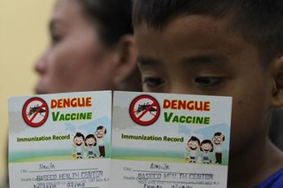 Study confirms higher risk of dengue in kids who got Sanofi vaccine