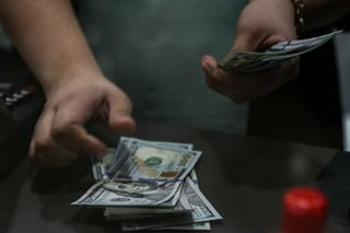 Peso seen at 53 to 55 vs dollar this year