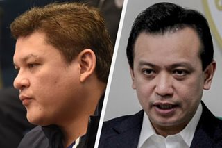 Paolo Duterte to file libel raps vs Trillanes