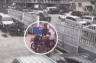 AWOL na pulis, 'person of interest' sa pagpatay ng pulis sa Makati