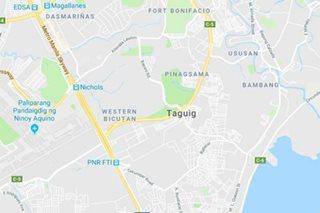 Umano'y akyat bahay, patay nang nakawin ang baril ng pulis sa Taguig