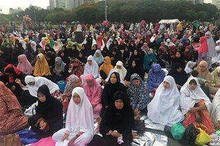 Muslim leader's Eid wish is LRT: Love, Respect, Trust