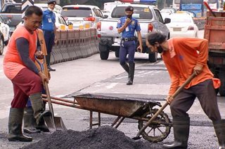 LIST: DPWH to close parts of major roads for repairs