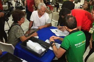 DSWD starts giving out P2,400 to poor senior citizens affected by TRAIN law