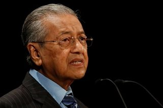 Malaysia power shift hits China infrastructure drive