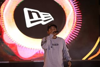 Gloc-9 collaborates with New Era for Pinoy cap collection
