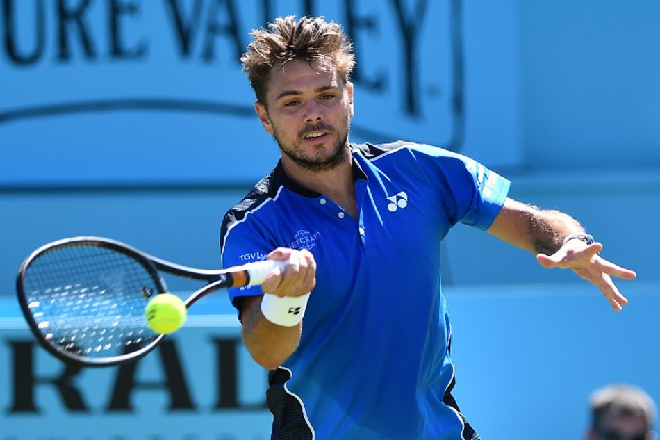 Cilic, Wawrinka have good start at Queen's Club